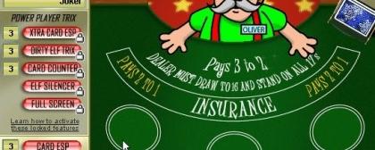 Blackjack Elf - elfové v hazardu