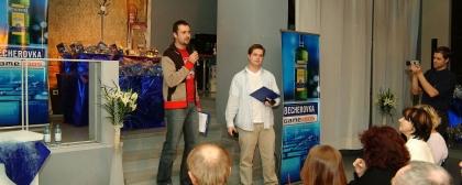 J.Haž & D.Kafka o soutěži BG 2005