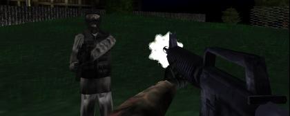 Leeter a střílečka K19 Army