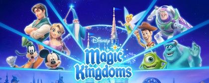 Disney Magic Kingdoms - s Mickeym a Woodym postavte vlastní Disneyland
