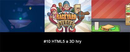 #10 Nášup HTML5 a 3D her