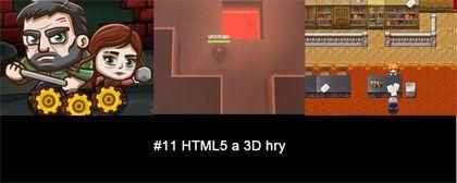 #11 Nášup HTML5 a 3D her