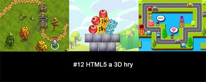#12 Nášup HTML5 a 3D her