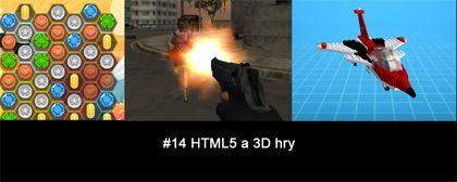 #14 Nášup HTML5 a 3D her
