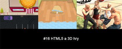 #16 Nášup HTML5 a 3D her