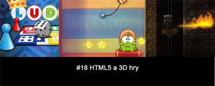 #18 Nášup HTML5 a 3D her