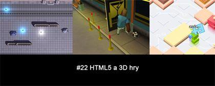 #22 Nášup HTML5 a 3D her
