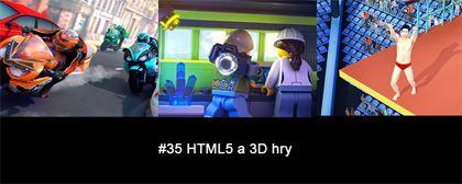 #35 Nášup HTML5 a 3D her