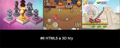 #6 Nášup HTML5 a 3D her
