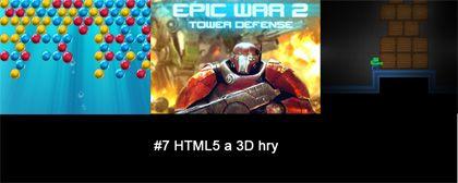 #7 Nášup HTML5 a 3D her