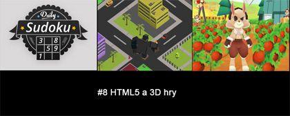 #8 Nášup HTML5 a 3D her