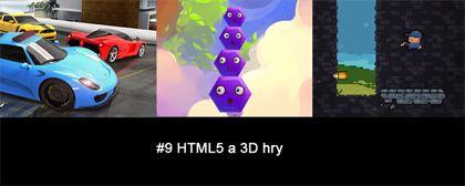 #9 Nášup HTML5 a 3D her