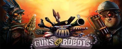 Akční MMO Guns and Robots je na Steamu