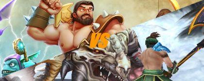 Arcane Legends vs Monster Blade - jaký typ RPG hráče jste Vy?