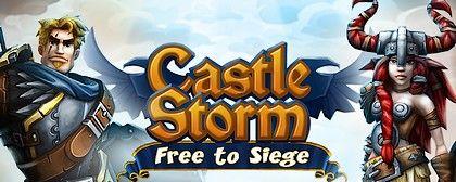 CastleStorm - bezkonkurenční real-timeová strategie s TD prvky