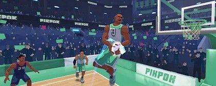Basketbalový nářez, který potřebuje doladit - 79 %