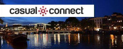Casual Connect Amterdam 2014 – first day