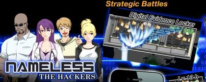 Another FREE game for iOS - Nameless: the Hackers RPG