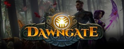 Dawngate - new MOBA game from EA