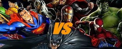 DC vs Marvel - kdo vládne ve sféře Android her zadara?