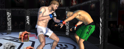 EA SPORTS UFC - simulace zápasů na vynikající úrovni zdarma (95 %)