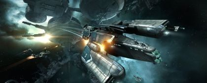 EVE Online - Video showing teh big news