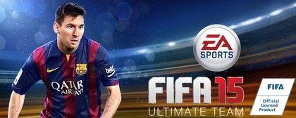 FIFA 15 Ultimate Team – klenot mezi sportovními hrami pro Android? Hodnocení: 98 %