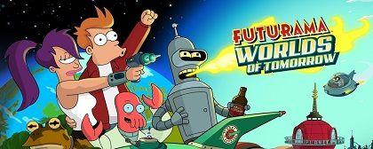 Futurama: Worlds of Tomorrow - vzhůru za Futuramou... a ještě dál