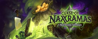 Hearthstone - Curse of Naxxramas in the finals