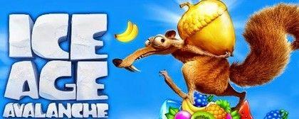 Ice Age Avalanche - různorodá match-3 hra pro Android (91 %)