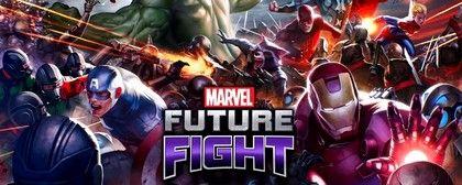 MARVEL Future Fight - výborně zpracovaná bojovka (90 %)
