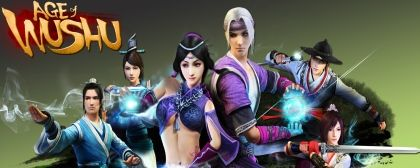 MMO Age of Wushu - New expansion
