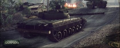 MMO Armored Warfare - PAX videos