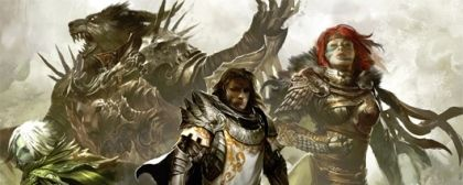 MMO Guild Wars 2 - Try for free untill October 1st