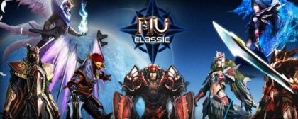 MMO MU Classic - Closed Beta is on