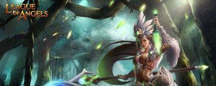 MMORPG League of Angels - New heroine
