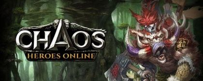 MOBA Chaos Heroes Online - First interesting video