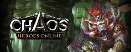 MOBA Chaos Heroes Online - První zajímavé video