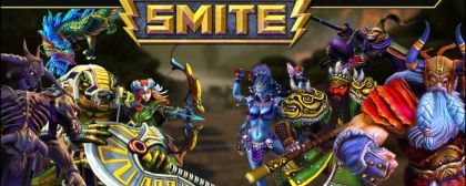 MOBA SMITE - Big patch coming