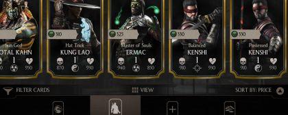 Mortal Kombat X - nový update