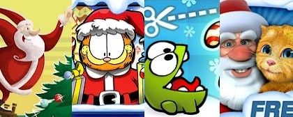 Nálož Android her - (před)vánoční mix