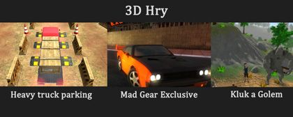 Nášup 3D online her pro kvalitní zábavu za 92%