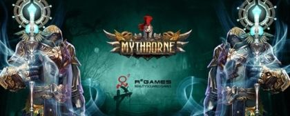 New browser MMORPG - Mythborne
