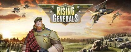 Nová webovka Rising Generals - Closed Beta zahájena