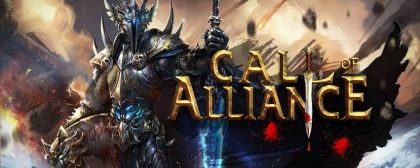 Nové MMORPG - Call of Alliance
