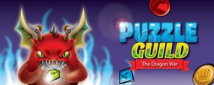 New game for Androids - Puzzle Guild: The Dragon War