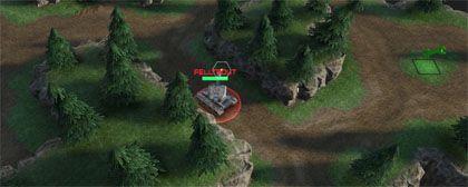 Online hra s více hráči po internetu Tanx.IO za 95%