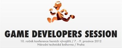 Pozvánka na Game Developers Session 2012 v Praze