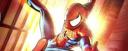Special Android Gam - Spider-man Unlimited - 90 %