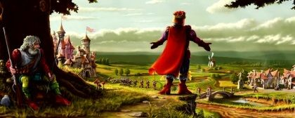 Browser MMO The Settlers Online and Easter